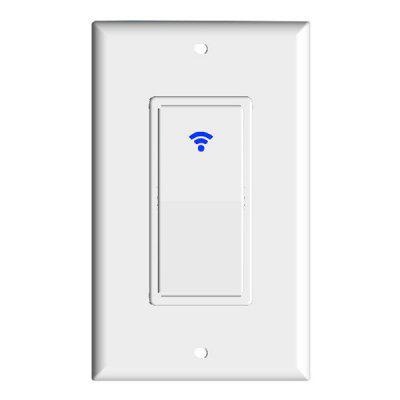 FK - SW103UM Real Touch In-wall WIFI Smart Switch