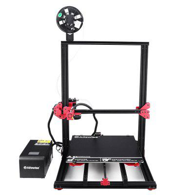 Alfawise U20 Plus 2.8 inch Touch Screen Large Scale DIY FDM 3D Printer