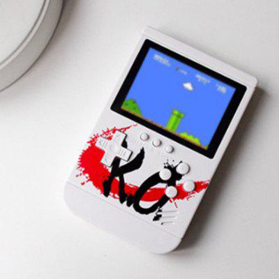 Mini FC Retro Portable Handheld Game Console Power Bank Function with 3 inch LCD for Boy Kids Adult