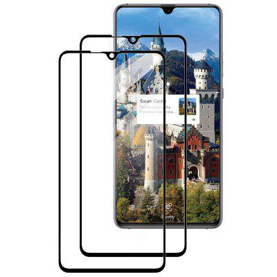 Naxtop 2.5D Tempered Glass Screen Protector for HUAWEI Mate 20 X 2pcs