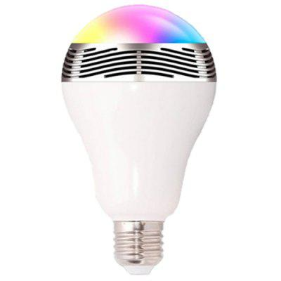 Mobile APP Control Colorful Music LED Bulb