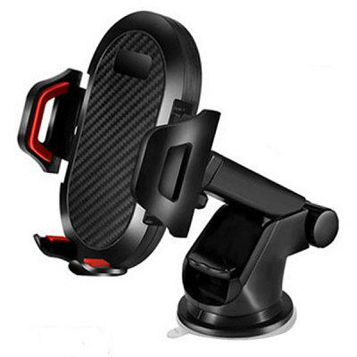 Multi-function Car Phone Holder Navigation Stand
