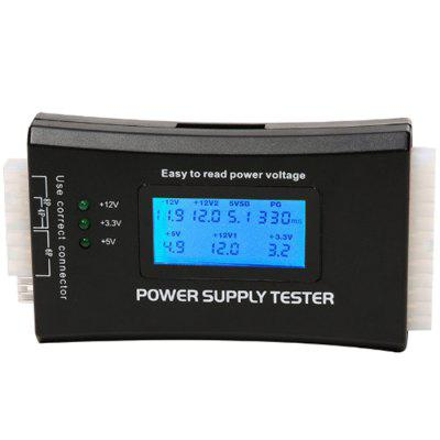 ATX Power Supply Tester Repair Tool LCD Meter