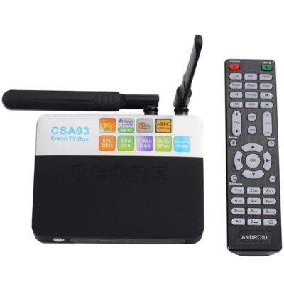 CSA93 TV Box Amlogic S912