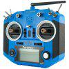 Frsky 2.4G 16CH ACCST Taranis Q X7S Transmitter with R9M 900MHz Transmitter Module - BLUE