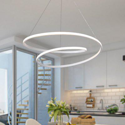 220V Ring Creative Personality Postmodern LED Lamp