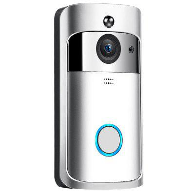 M3 Wireless Camera Video Doorbell Home Security WiFi Smartphone Remote Monitoring