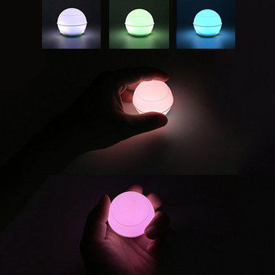 Pet Cat Colorful LED Magnetic Night Light