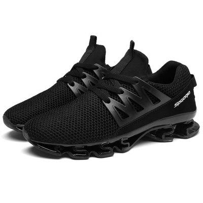 Stylish Breathable Mesh Outdoor Sports Running Shoes