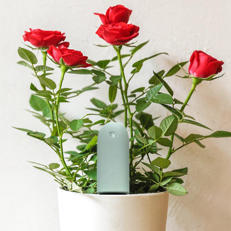 Xiaomi Mija Flowers And Plants Grass Detector Plant Detector Soil Photometric Analyzer - Pale Blue Lily