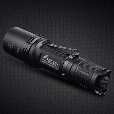 Fitorch  P30Z XP - L 750LM Zoomable Tactical LED Flashlight