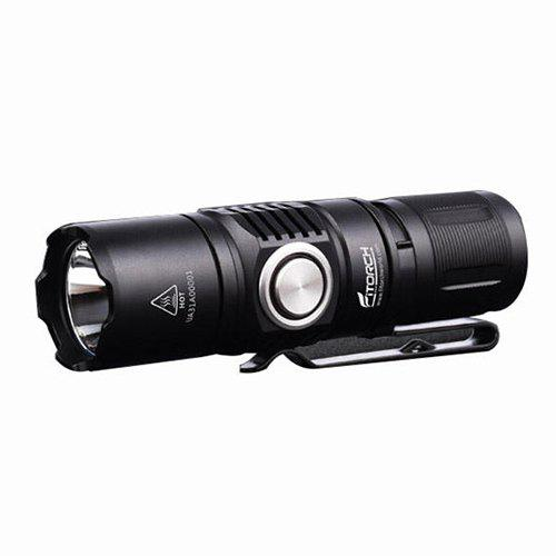 Fitorch ER16 XP – L2 1000LM Magnetic Tail Mini LED Flashlight – BLACK 412410501