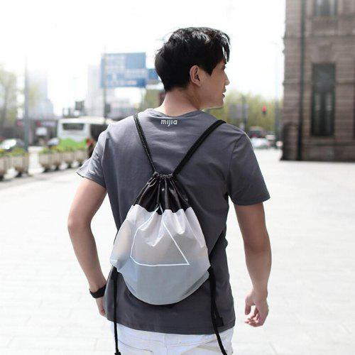90FUN Lightweight Waterproof Drawstring Bag from Xiaomi youpin