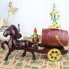 Retro Style Music Box Decoration Boutique Crafts Gift - WOOD