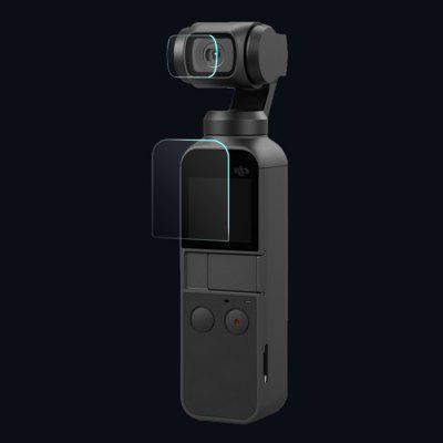 Sunnylife Protective Film Handheld PTZ Camera Foil Accessories for DJI OSMO Pocket