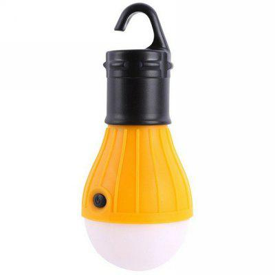 3-LED Portable Outdoor Camping Light Work Lamp