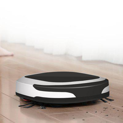 EBO - 018 Intelligent Square Sweeping Robot Robotic Vacuum Cleaner Image