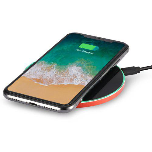 gocomma QC3.0 10W Disc Wireless Fast Charger