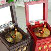 Retro Cabinet Fashion Music Box - WOOD