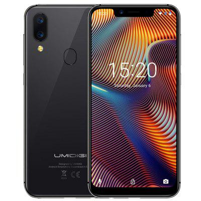 Gearbest UMIDIGI A3 Pro 4G Phablet Low-level Configuration