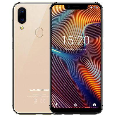 UMIDIGI A3 Pro 4G Phablet Low-level Configuration Image