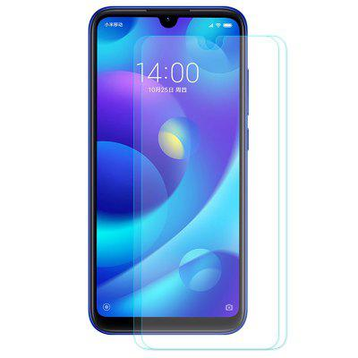 Hat-Prince Tempered Glass Film for Xiaomi Mi Play 2pcs