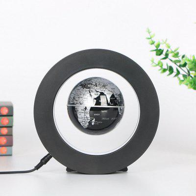 World Map Magnetic Levitation Floating Globe Exquisite Household Decoration