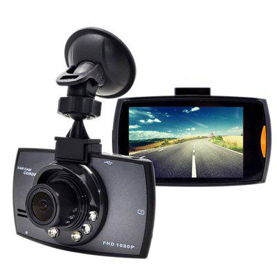 G30 Full HD 1080P Night Vision G-Sensor Car DVR