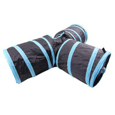 Cat Waterproof Foldable Tunnel Puzzle Pet Toy
