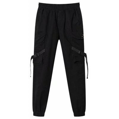 Youth Fashion Men's Casual Pants
