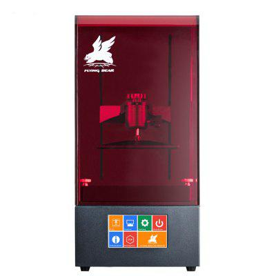 Flying Bear Shine Complete Photocuring 3D Printer 120 x 68 x 210mm