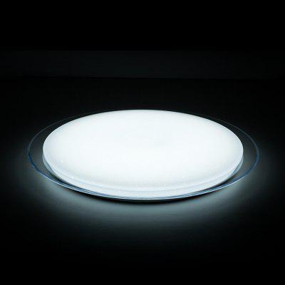 MAXLAHO LXD - XY - 60 Modern 60W Intelligent LED Ceiling Lamp with Remote Control