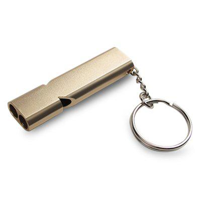 Double-hole High-frequency Survival Whistle