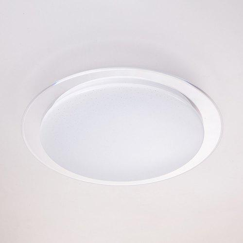 MAXLAHO LXD - XY - 25 Modern Minimalist Intelligent LED Ceiling Lamp with Remote Control