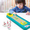 Creative Mini Frog Bowling Table Interactive Toy - CELESTE