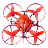 Happymodel Snapper7 75mm FPV Drone de Course BNF - ROUGE