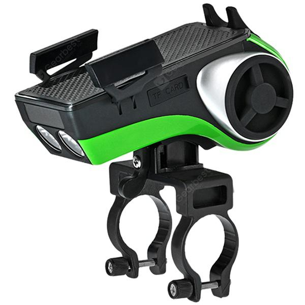 Gocomma Multifunction Bicycle Speaker - Night