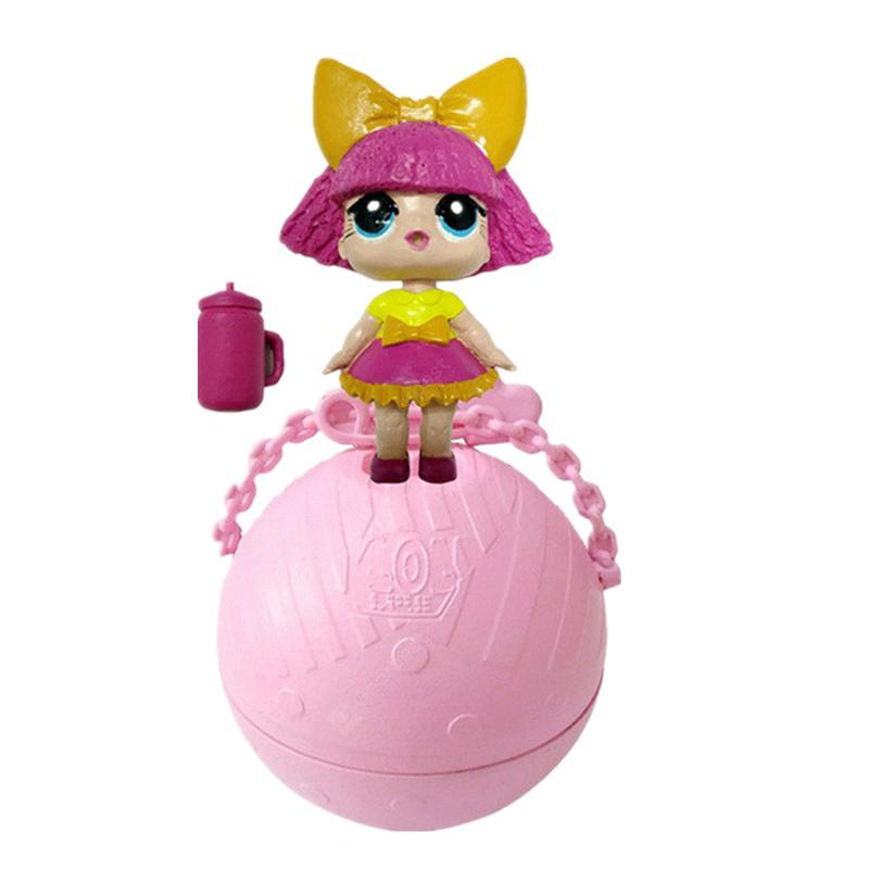 Surprise Open Eggs Dolls Ball Toy for Children