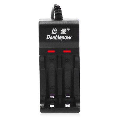 USB Universal 2 Slot Smart AAA Charger 5th 7th Rechargeable Battery Universal AA Charger
