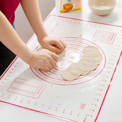 40*60cm Rolling Dough Non-stick Mat Oven Silicone Mat Pastry Tools Baking Liner Pad Kneading Dough Baking Mat Dumpling S