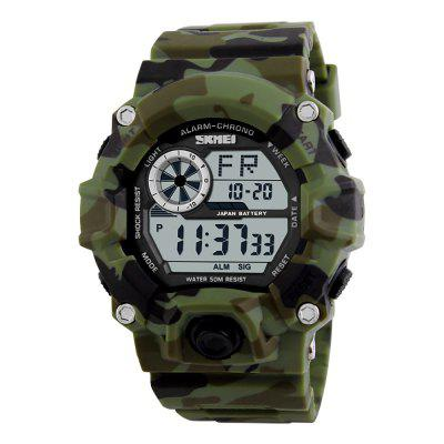 SKMEI Men Multifunctional Wristwatch