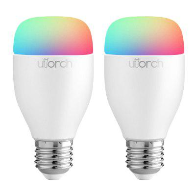 Utorch LE7 E27 WiFi Smart LED Bulb App / Voice Control