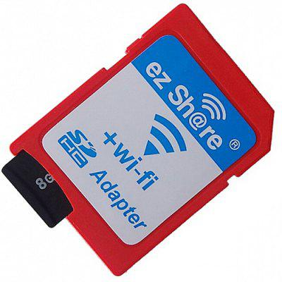 Ezshare TF / Micro SD to WiFi SD Card Adapter Maximum 32GB