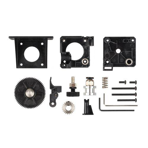 Titan Extruder 3D Printer Parts for E3D V6 Hotend J-head Mounting Bracket  1 75mm Filament 3:1 Transmission Ratio