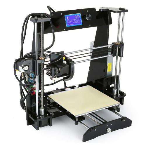 Alfawise EX8 Upgraded DIY 3D Printer