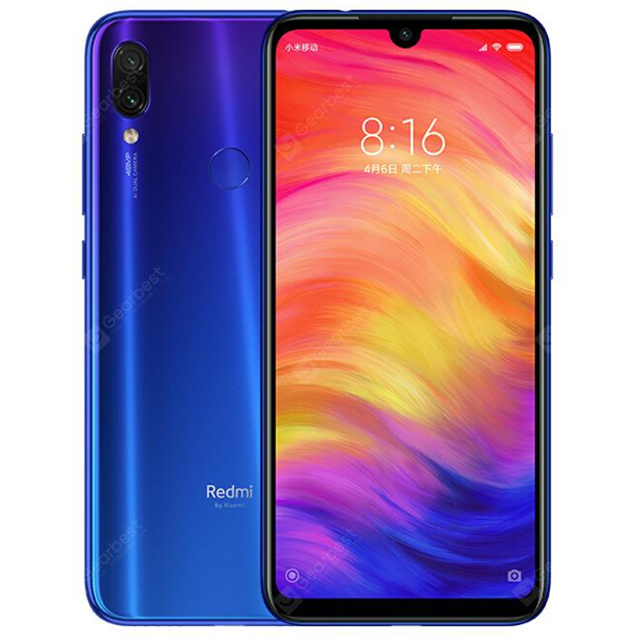 Xiaomi redmi note 7 4+64GB CN Version