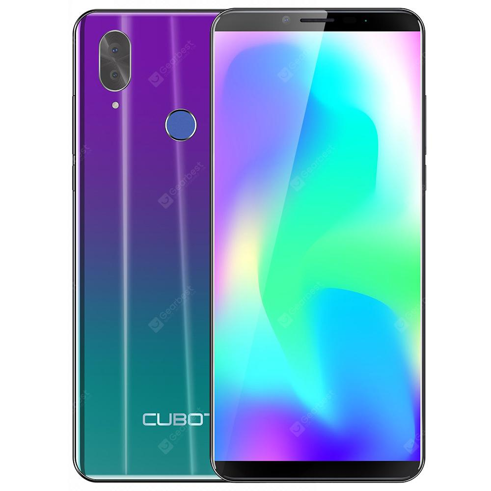 Gearbest CUBOT X19 4G Phablet