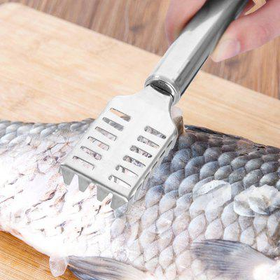 Stainless Steel Fish Scale Planer Scaler