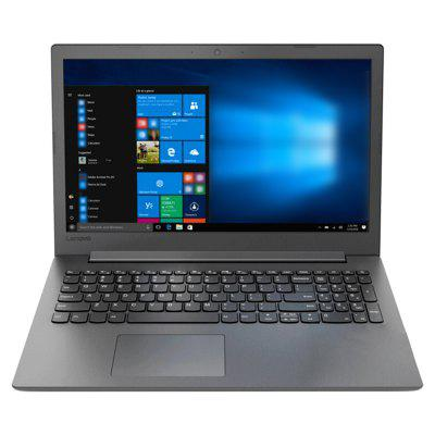 Lenovo Ideapad330C-15IAP Series 15.6 Inch Windows 10 Home Chinese Version 4G Memory 128G Solid State Hard Disk 1TB Mechanical Hard Disk Notebook Computer Two Feet Black
