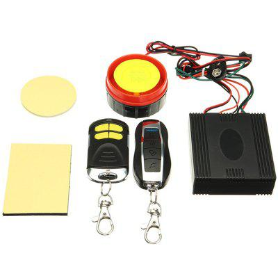 12V Simple One-way Vibration Motorcycle Alarm